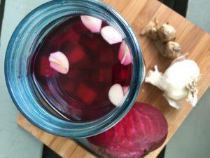 probiotic beet kvass