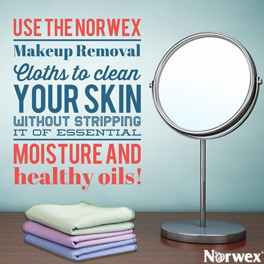Norwex Makeup Cloths My Gut Matters